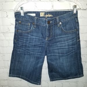 Kut from the Kloth Catherine Shorts